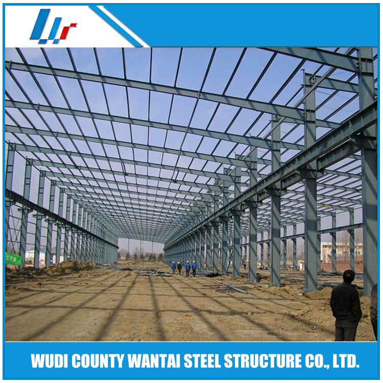 agricultural prefabricated steel frame low cost housing construction