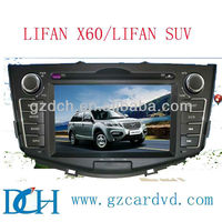car gps dvd player for LIFAN X60/LIFAN SUV 2011-2012 WS-9194