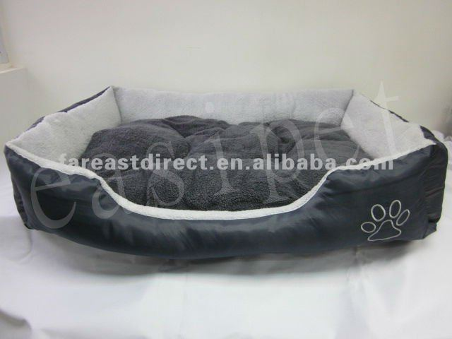 Soft Pet Bed 105x80x20cm with cushion