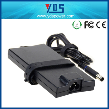 New 90W slim Laptop ac power adapter charger 19.5V 4.62A for Dell PA-3E
