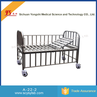 Cheap Steel Frame Pediatric Hospital Bed