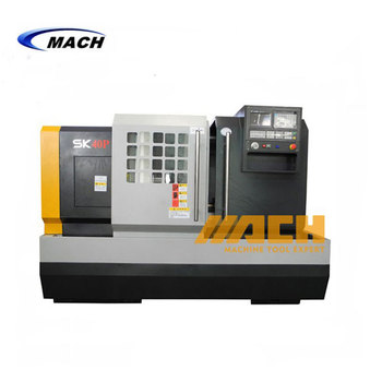 SK40P China CNC Turning Lathe Machine