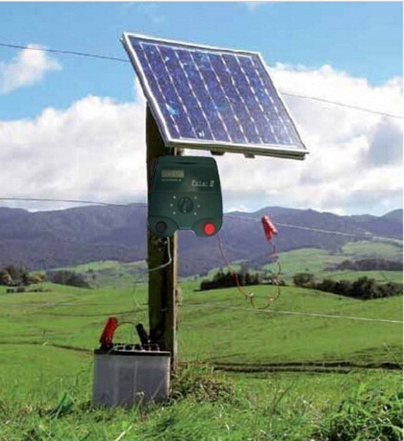 High Quality And Cheap Price Powered Solar Electric Fence Charger For Farm Animal Fence Energiser