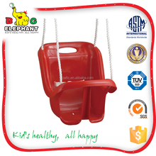 high quality playground hanging baby swing chair