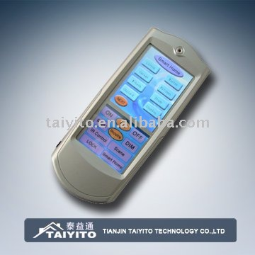 TAIYITO TDXE6671home automation X10 touch screen panel remote controller
