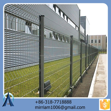 Anping Baochuan Manufacturer Wholesale High Security Competitive Triangular Fence Netting