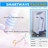 Vertical pneumatic shockwave ozone therapy equipment