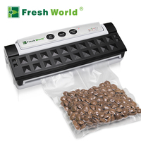 Food saver vacuum sealer for food factory, supermarkets, restaurants, farmers, hospitals, houses