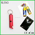 High Quality best keychain flashlight,keychain flashlight bottle opener
