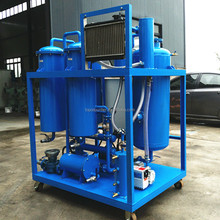 Turbine Lube Oil Conditioning/ Used Oil Filtration System
