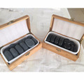 NEW[Factory price]Basalt hot stone massage set for body 20pcs with bag packing