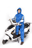 Wholesale low price high quality fashion motorcycle raincoats