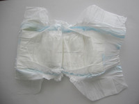 Big size disposable baby diaper for Europe market