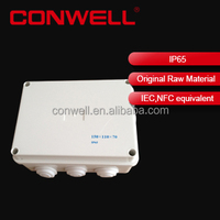 plastic junction connection box electronics metal enclosure