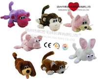 New Pet Product Dog Plush Animal Toy dog Play Toy Children Toys With Squeaker