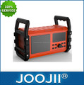 New seller outdoor fm radio with USB charging for phone