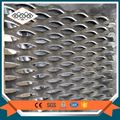 Square wire mesh expanded steel sizes