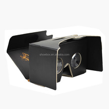 For gift item OEM customized 3d vr box v2 with custom priting