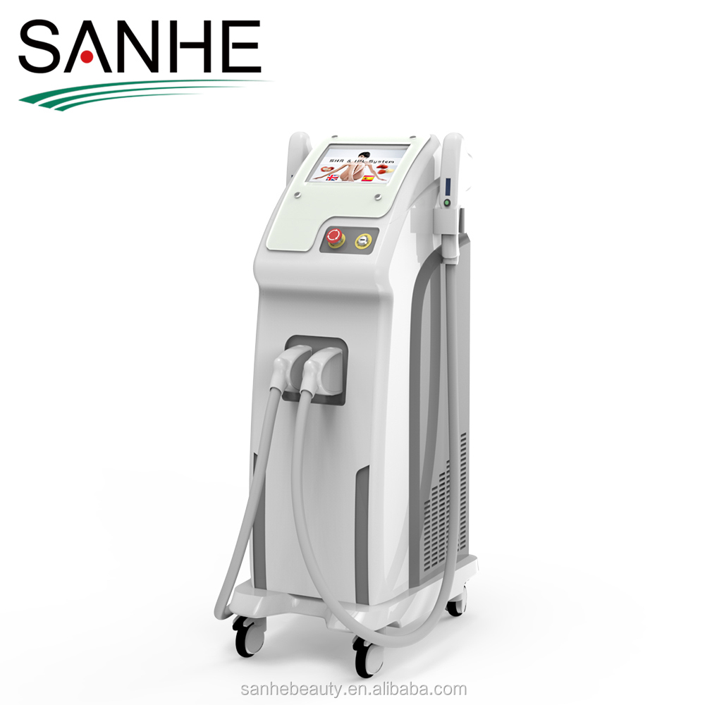 Newest Elight IPL SHR portable colon hydrotherapy equipment with CE approved/ hair removal system
