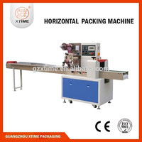 tea bag packing machine with thread and tag