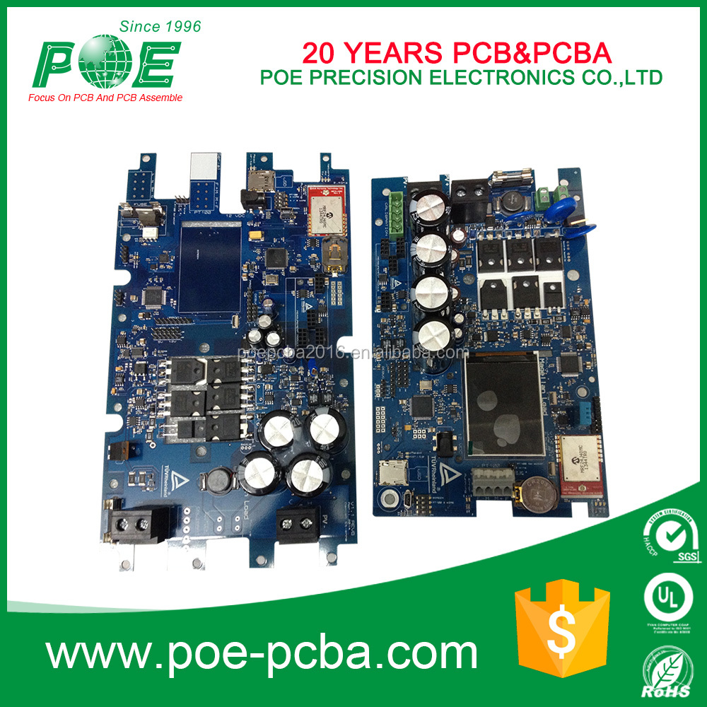 One-stop PCBA Supplier PCB production Components sourcing & SMT PCB assembly services