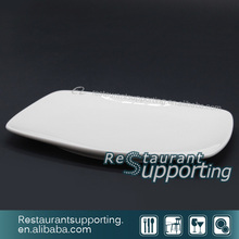 Retangle Side Plate, Retangle White Plate, Ceramic Tableware