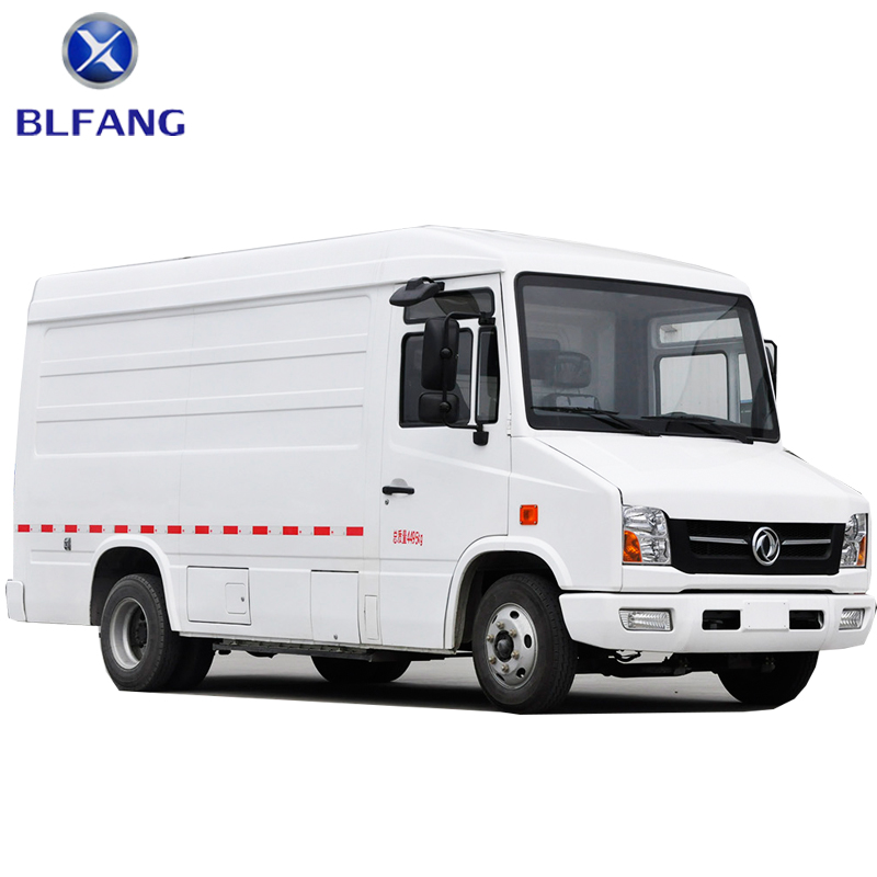 refrigerator milk transport vehicle with electric engine