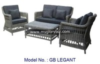 Outdoor Sofa Set, Rattan Furniture, Modern Sofa Set