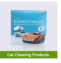 Is very nicecar care cleaning tablets car shampoo tablets