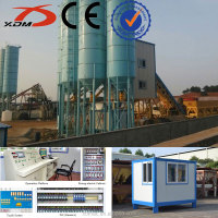 HZS60 Precast Concrete Plant Equipment