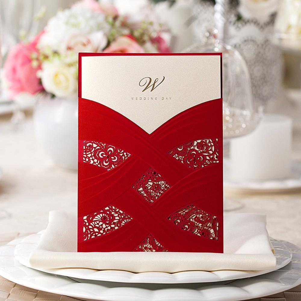 Wholesale elegant wedding invitation cards - Online Buy Best elegant ...