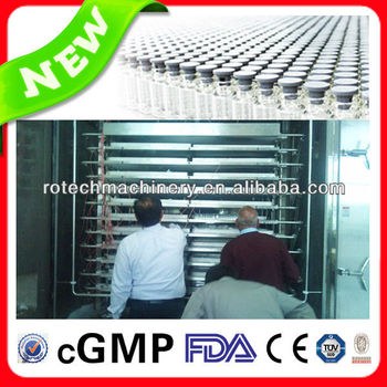 High Quality Pharmaceutical Lyophilizer Sale (FDA&cGMP Approved)