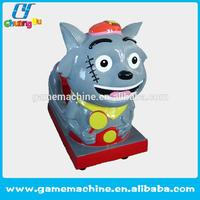 indoor kids funny game machine Amusement unblocked Happy wolf kiddy ride games machine attraction for kids