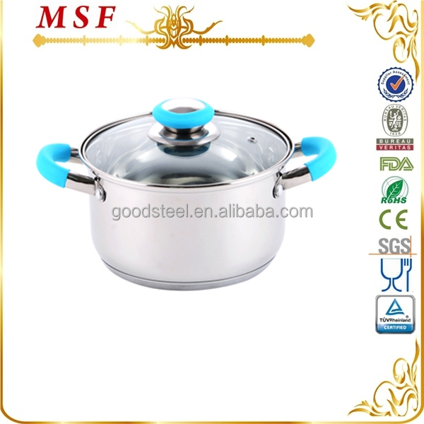 MSF 20cm sauce camber pot dishes SS mayer house cookware