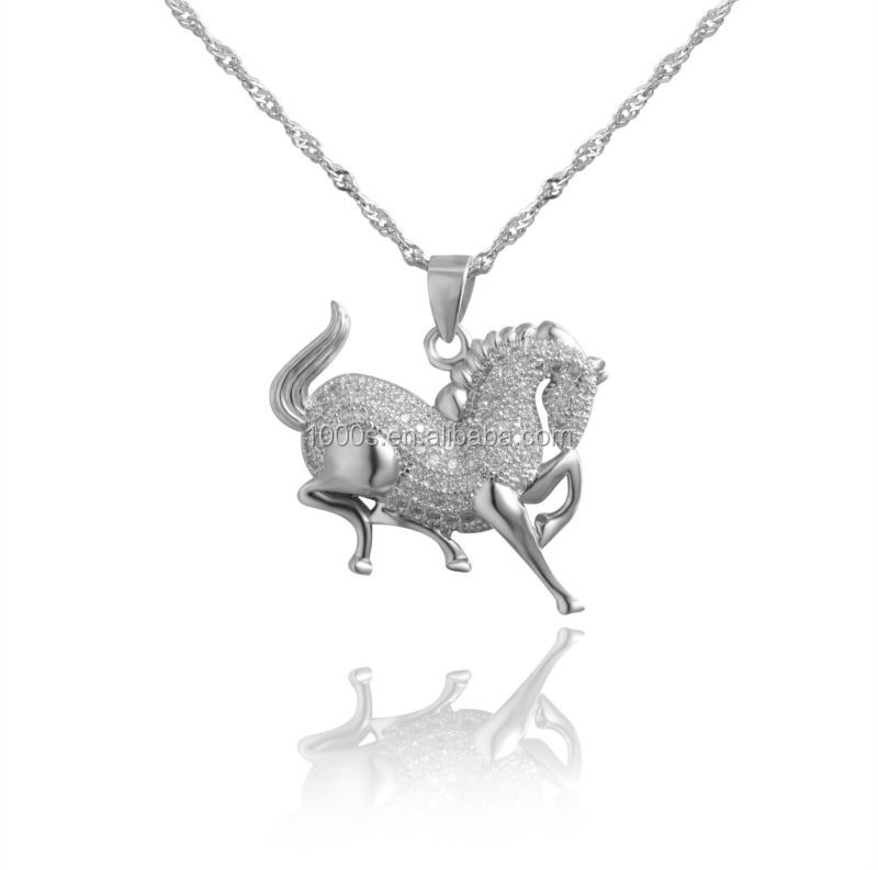 Charm Feature 925 silver pendant jewelry wholesale