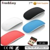 Promotional Flat Slim 2.4G wireless cordless Optical Mouse