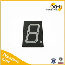 Common Anode large 7 segment led display / 5 inch 7 segment led display