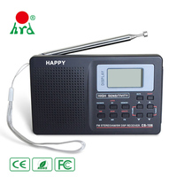 Portable Mini Digital Speaker Am Fm Radio