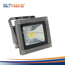 Hot sales and Best prices Bridgelux IP65 floodlight fittings 10W 90-264VAC/12VDC/Motion Sensor/Dimmable/RGB CE/RoHS/UL