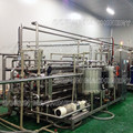 High Quality industrial Passion Fruit Juice Sterilizer facility made in China