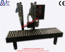 Yoghurt cup forming filling and sealing machine