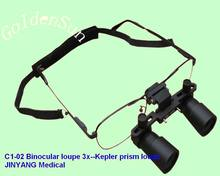 medical dental loupe magnifier eye glasses
