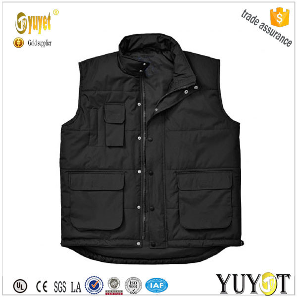 nontoxic breathable cheap cotton workwear vest