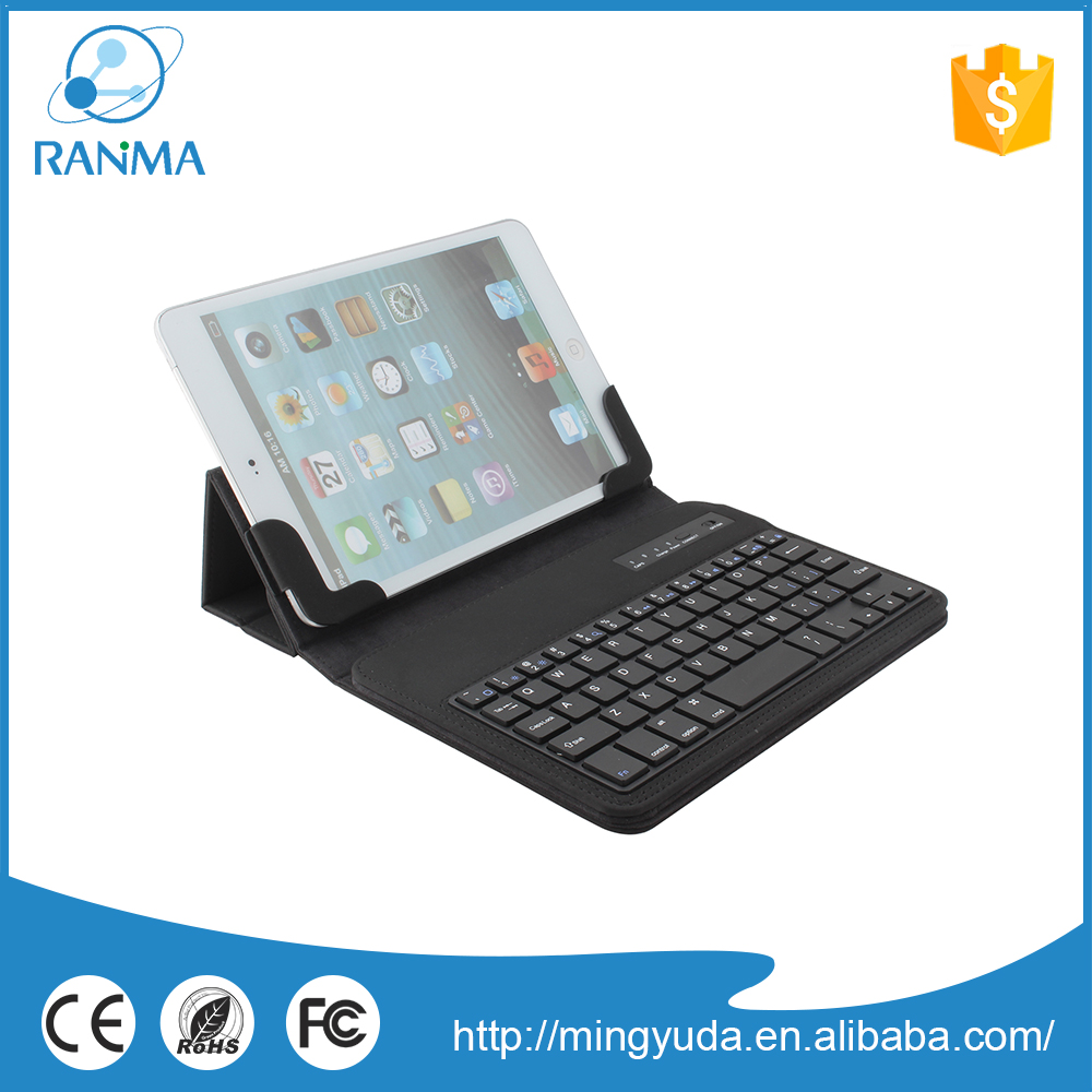 Detachable universal protective wireless keyboard case cover