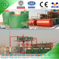 recycling machinery/plant/equipment used for waste tyre/tire/rubber/plastic pyrolysis made in china