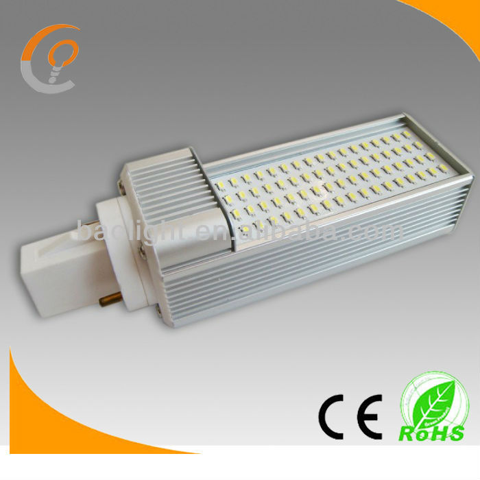3 Years Warranty LED PL Light, G24 LED PLC, Factory Price 13W G24 LED PL Lamp