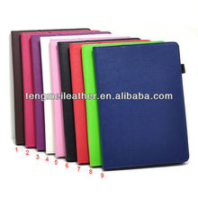 New Lichi Texture Smart Flip Leather Cover Holder Stand Case For Ipad Mini,Unbreakable Protective Case For Ipad Mini