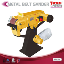 MINI METAL VERTICAL BSM75L/150L BSM75/150 BELT SANDER