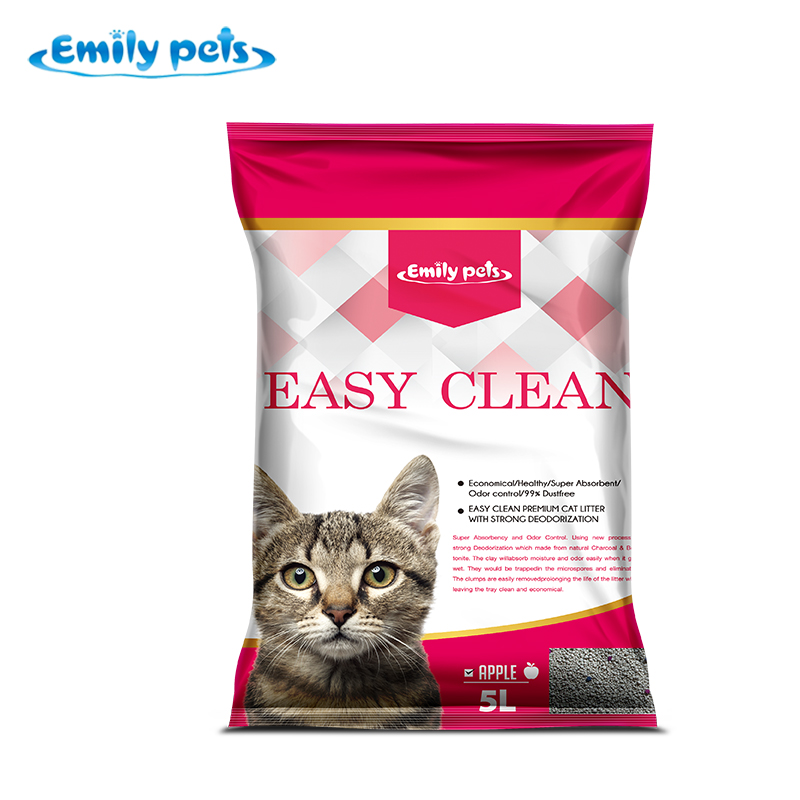 Pet cleaning & grooming products good cat litter