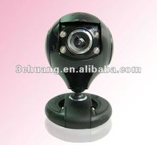 android smart box webcams HD 720p ,1080p with 4 led SC-841
